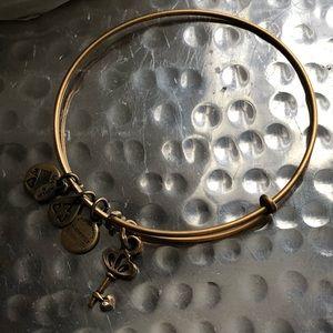 Alex and Ani key 🔑 bracelet